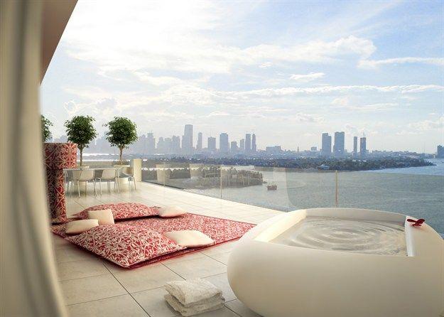 Mondrian Hotel South Beach Miami