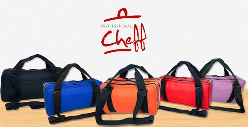 Melhor maneira de levar suas facas e utensílios - http://chefsdecozinha.com.br/super/noticias-de-gastronomia/bolsa-para-facas-professional-cheff/ - #BolsaParaFacas, #Facas, #NotíciasDeGastronomia, #Produtos, #ProfessionalCheff