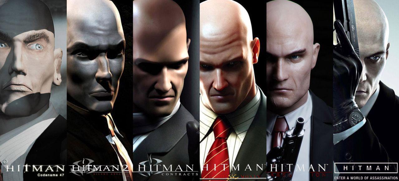 The Look Of Agent 47 Hitman 2016 Hitmanforum Hitman Agent
