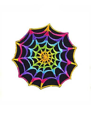 Trippy Patches : trippy, patches, Trippy, Spider, Patch, Trippy,, Patches,