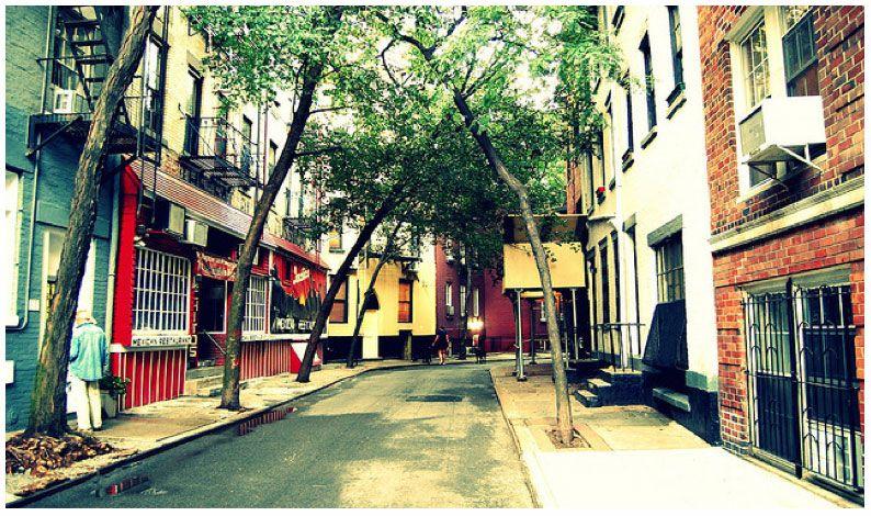 ...quaint hidden streets full of charm.