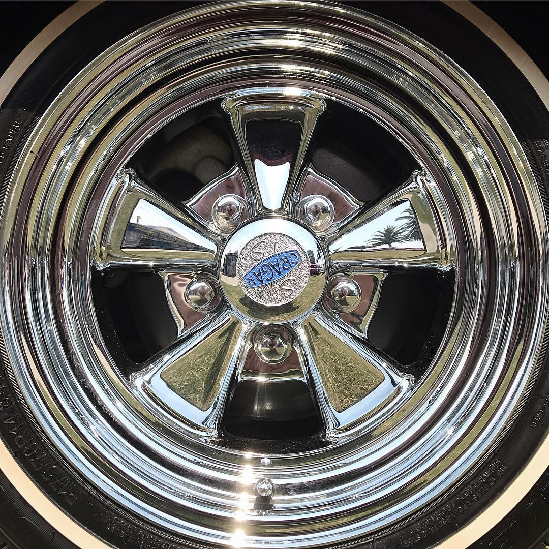 Cragar Churchequipped Hamb Ventura Nationals Chrome Wheels Wheel Rims Wheel
