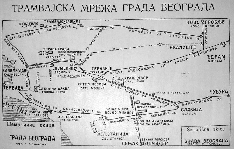 gsp mapa grada beograda Beograd koga više nema | Politikin Zabavnik | Srbija | Pinterest gsp mapa grada beograda