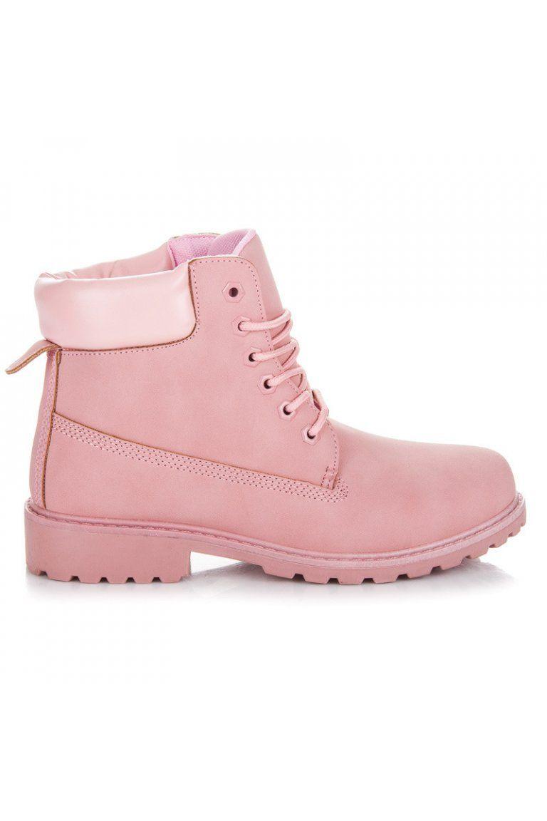 ba9627c3d050 Ružové dámske trapery Seastar