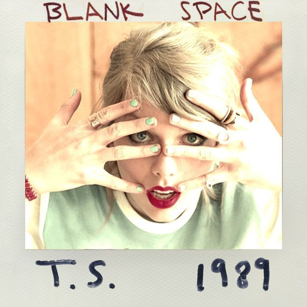 Blank Space Taylor Swift Album Blank Space