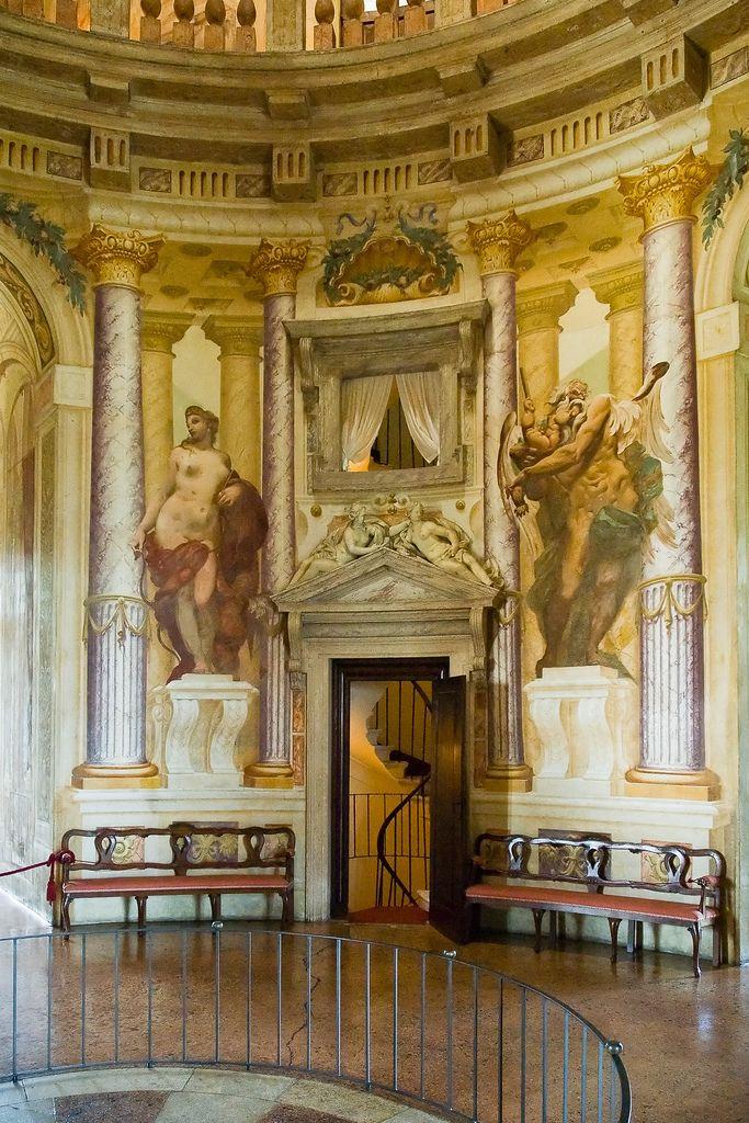 https://flic.kr/p/4yTxYH | Villa Almerico Capra Valmarana 'La Rotonda'