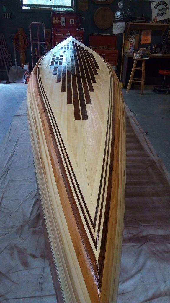 Building My Cedar Strip Canoe | Wood canoe, Wooden kayak ...