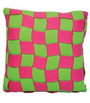 Wavy Weave Pillow
