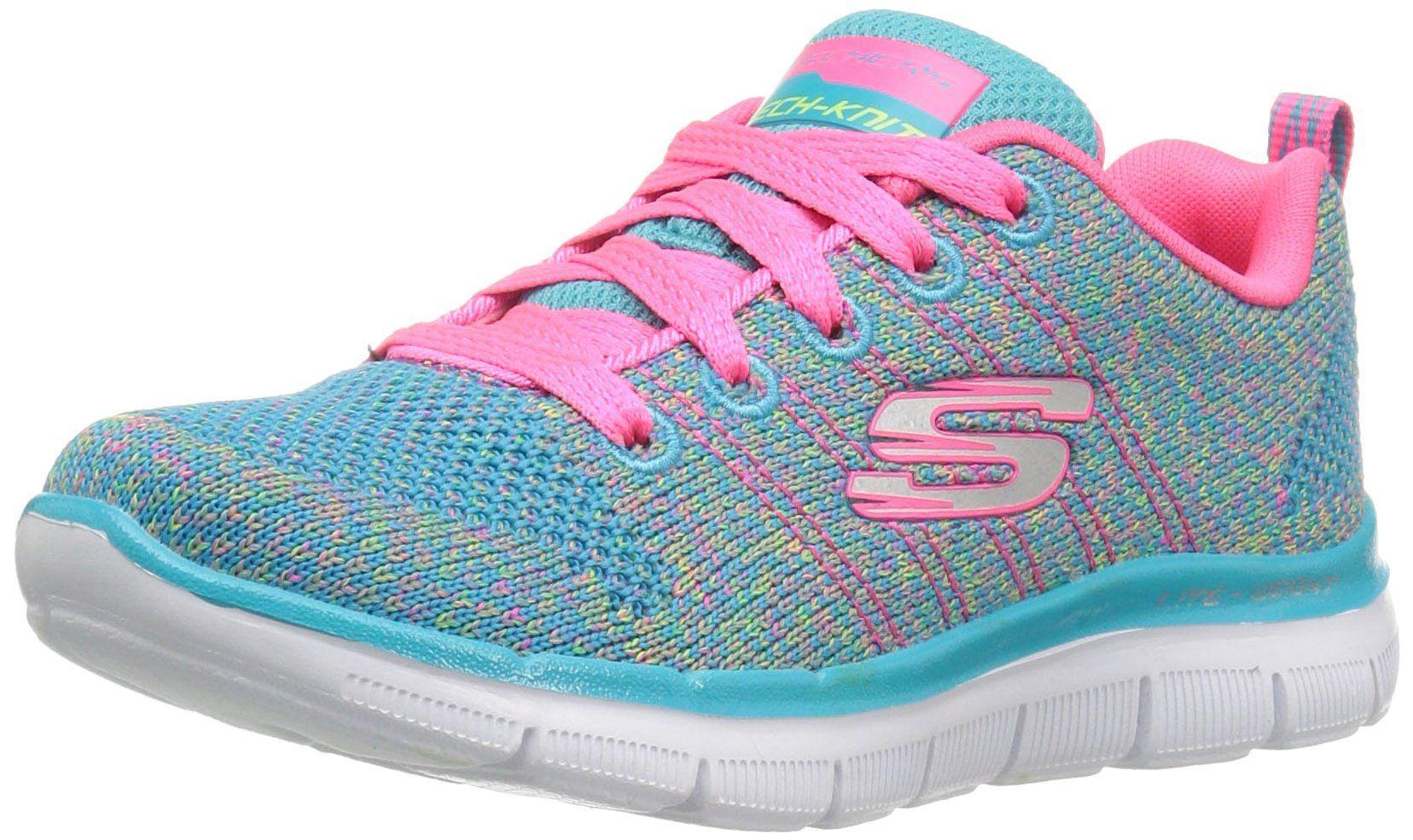 07169eb0557e Skechers Kids Girls  Skech Appeal 2.0-High Energy Sneaker