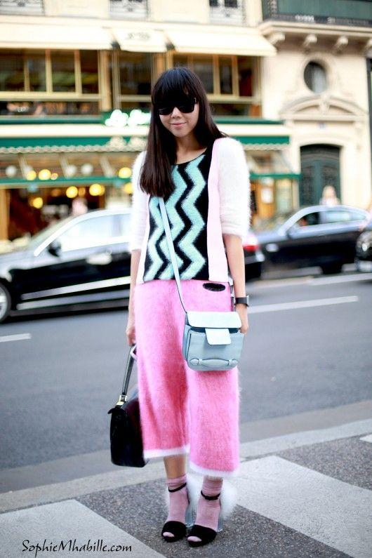 #susiebubble #susiestyles #susielau #susannalau #paris #soniarykiel #pants #pink #rose #colors #fashion #mix #women #style #look #outfit #streetfashion #streetstyle #street #women #mode #moda by #sophiemhabille