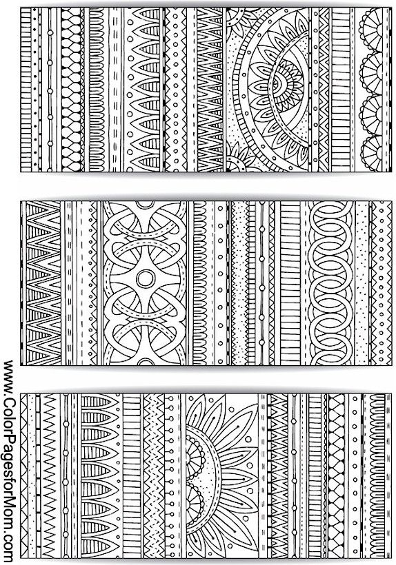 Southwestern Coloring Page 23 Coloring Pages Pattern