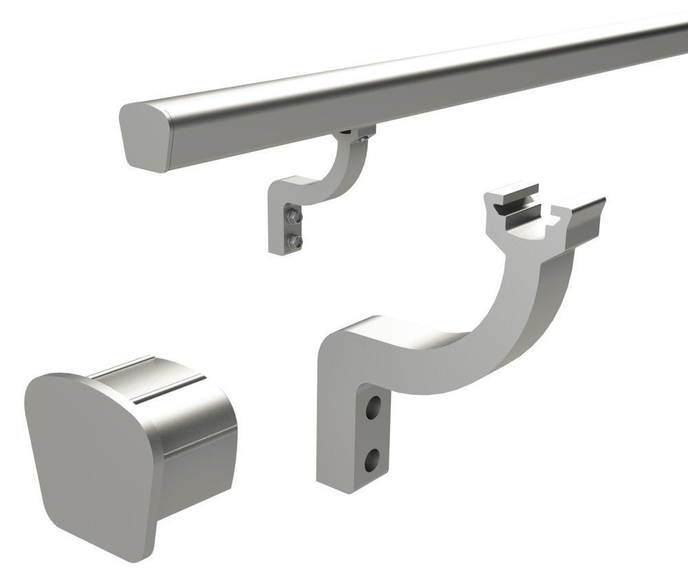 Aluminum handrail bracket in 2020 aluminum handrail