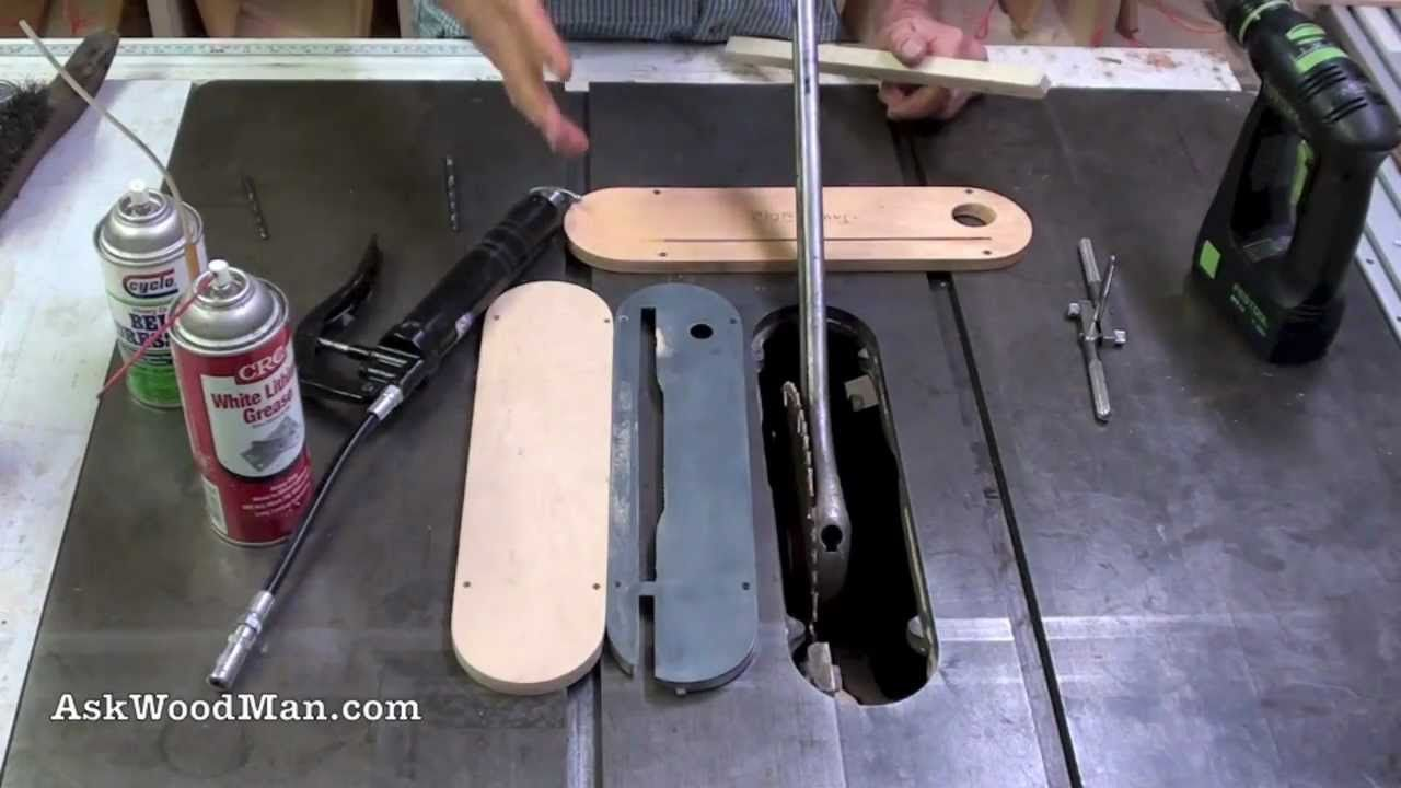 Table saw tip 6 how to change a table saw blade youtube my table saw tip 6 how to change a table saw blade youtube keyboard keysfo Choice Image