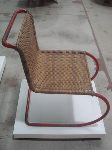 MR 10 Chair, Ludwig Mies van Der Rohe and Lilly Reich in