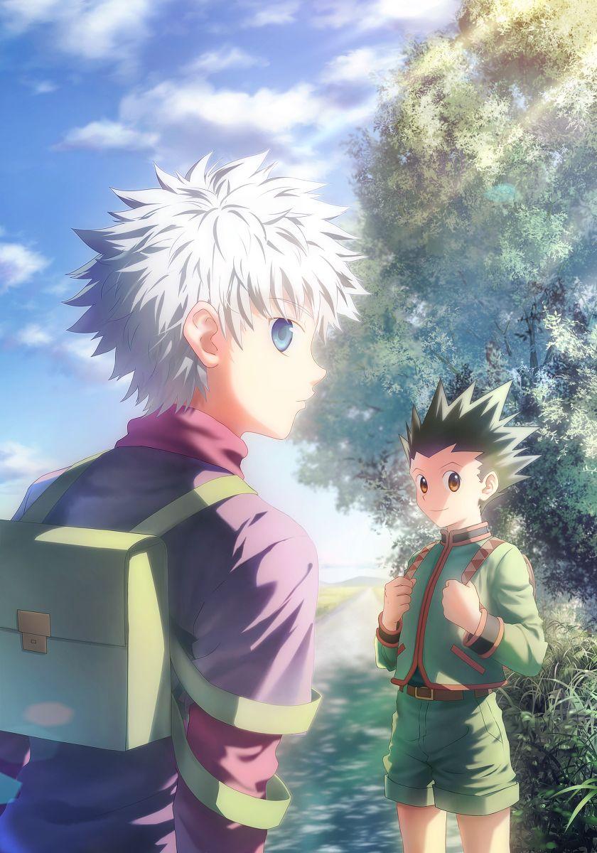 Hunter x Hunter (2020) | Hunter anime, Hunter x hunter, Hunter