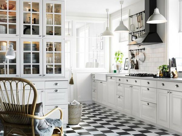 Beautiful White Kitchen Designs Custom 50 Beautiful White Kitchen Interior Designs For Inspiration Review