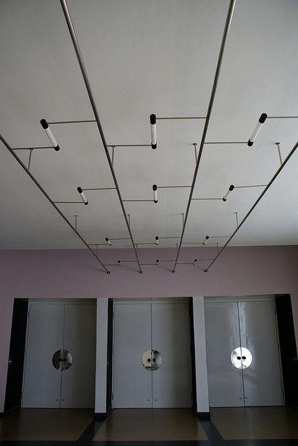Bauhaus Dessau Iluminación, Arquitectura y Luces