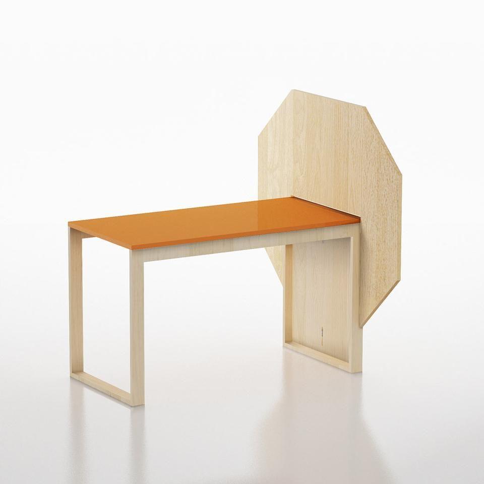 La versatilità del legno. Il tavolo trasformabile in legno di betulla.