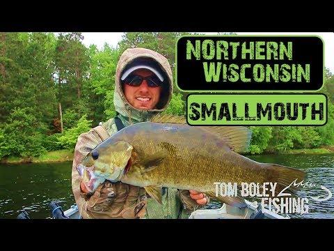 Bass Fishing The Chippewa Flowage Youtube Bass Fishing Fish Bass