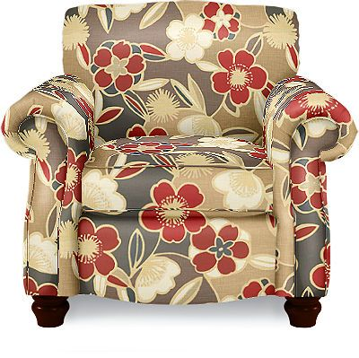 Lazy Boy Veranda Premier Chair With Manhattan Fabric Lazy Boy