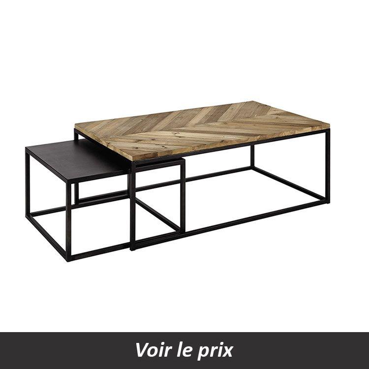 Table Basse Gigogne Quel Modele Choisir Pour Un Petit Salon Table Basse Gigogne Table Basse Gigogne Maison Du Monde Table Basse