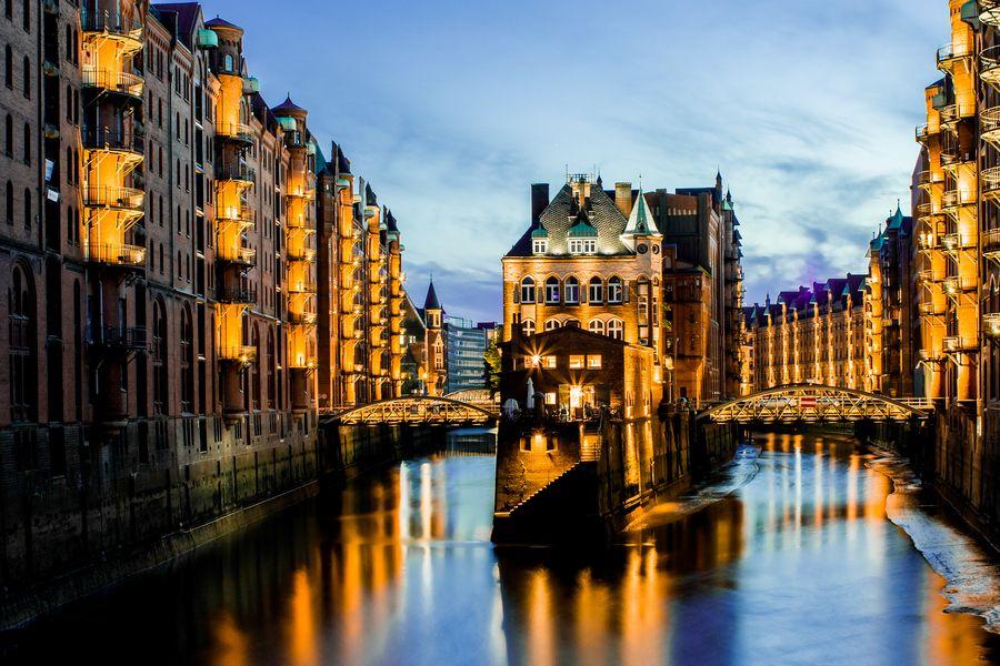 Speicherstadt | Hamburg, Germany