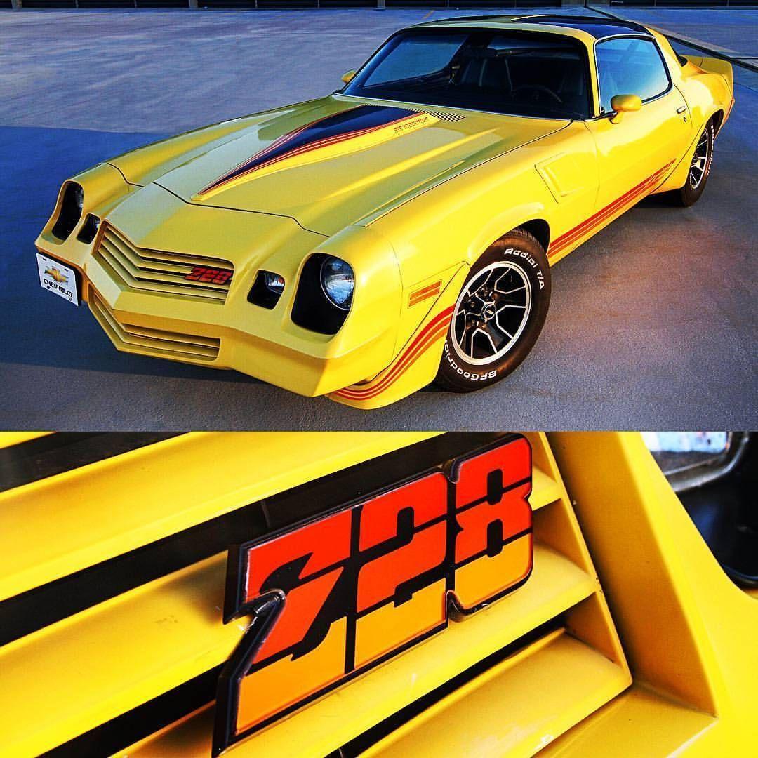 1980 Chevrolet Camaro Z28 #COISASDEHELY