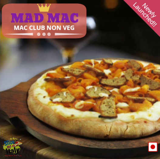 Slice of italy presented the all new mac club non veg mad mac slice of italy presented the all new mac club non veg mad forumfinder Images