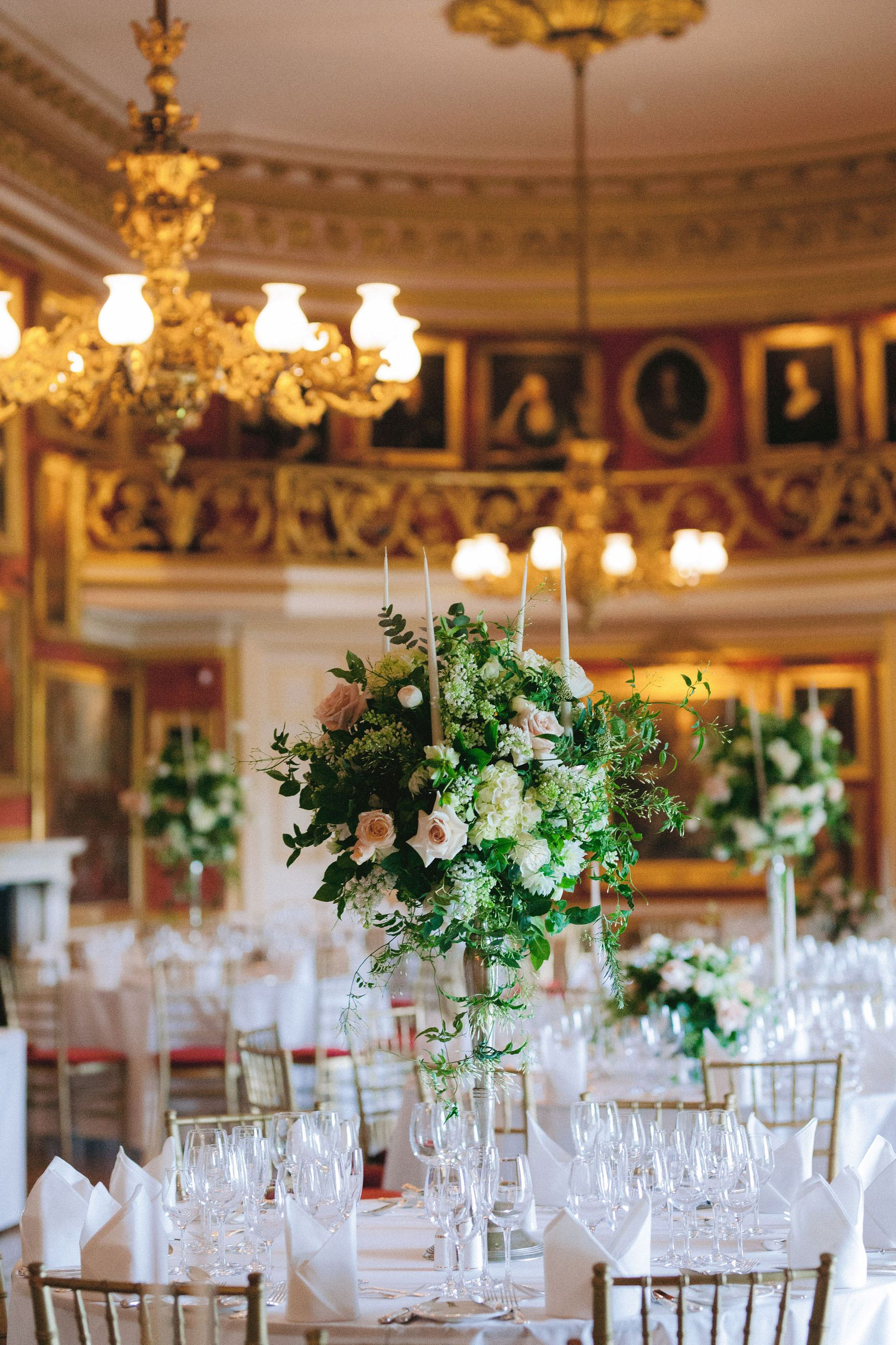 Goodwood House, Chichester, West Sussex, Luxury Wedding ...