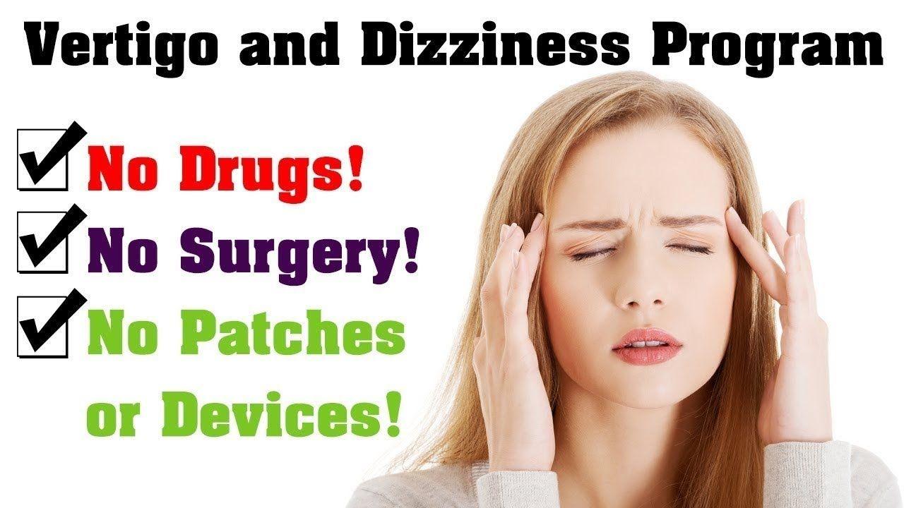 Home Remedies For Vertigo||The Vertigo and Dizziness Program in 2020 | Home remedies for vertigo, Vertigo, Dizziness remedies