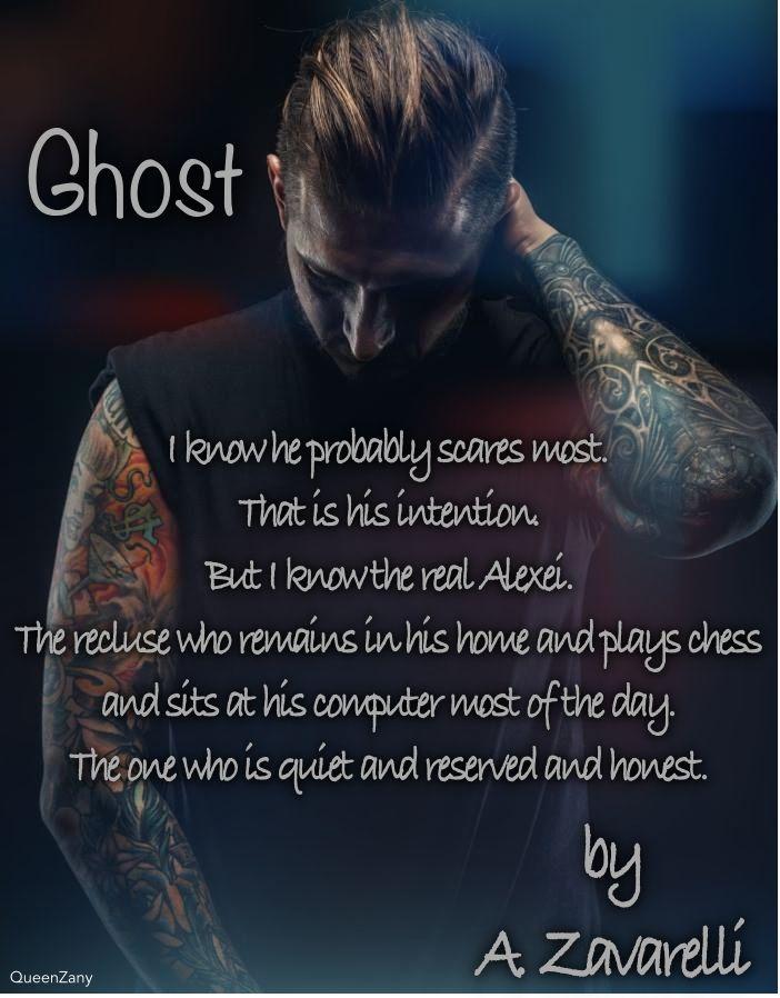 Ghost By A Zavarelli Boston Underworld Books Romance Books