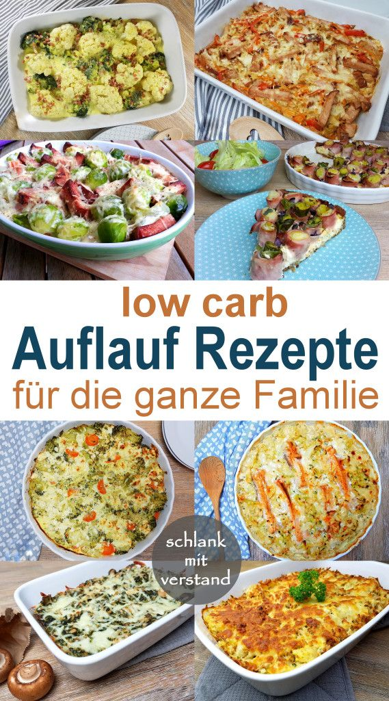 Photo of Low carb casserole recipes for the whole family