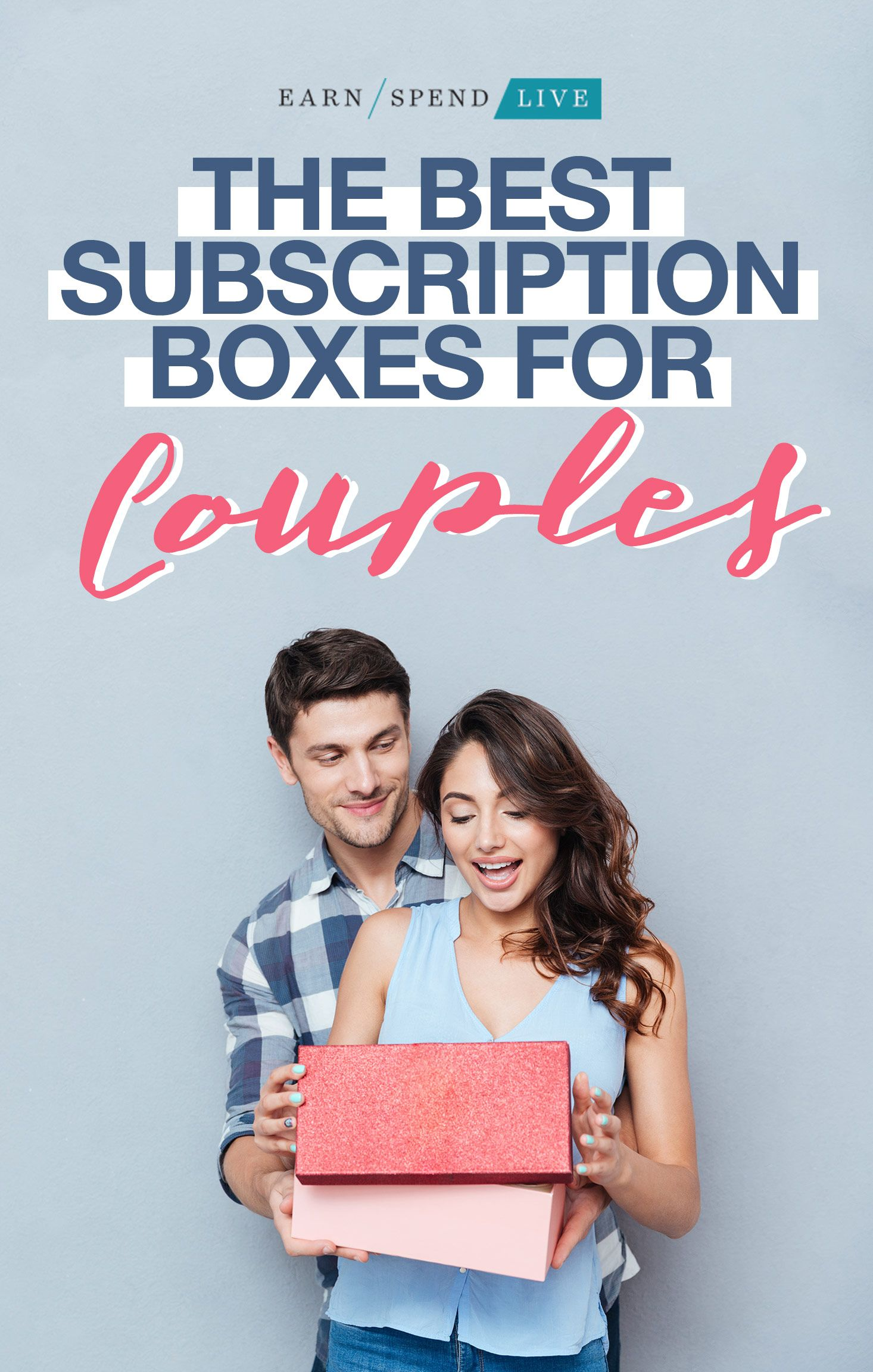 The Best Subscription Boxes For Couples Earn Spend Live Couple Activities Subscription Boxes Subscription Gifts