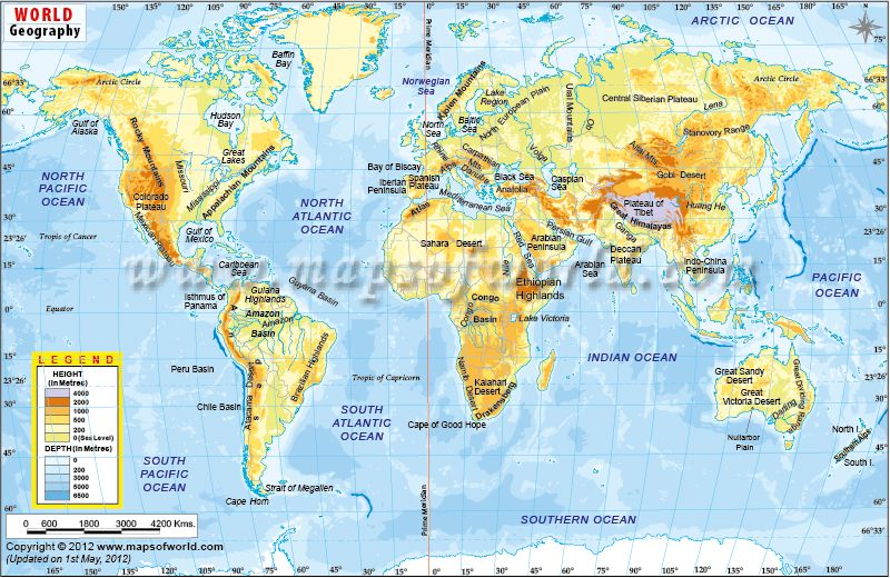 World Geography Map For Him Pinterest Geography Map And - Map of us geographical features