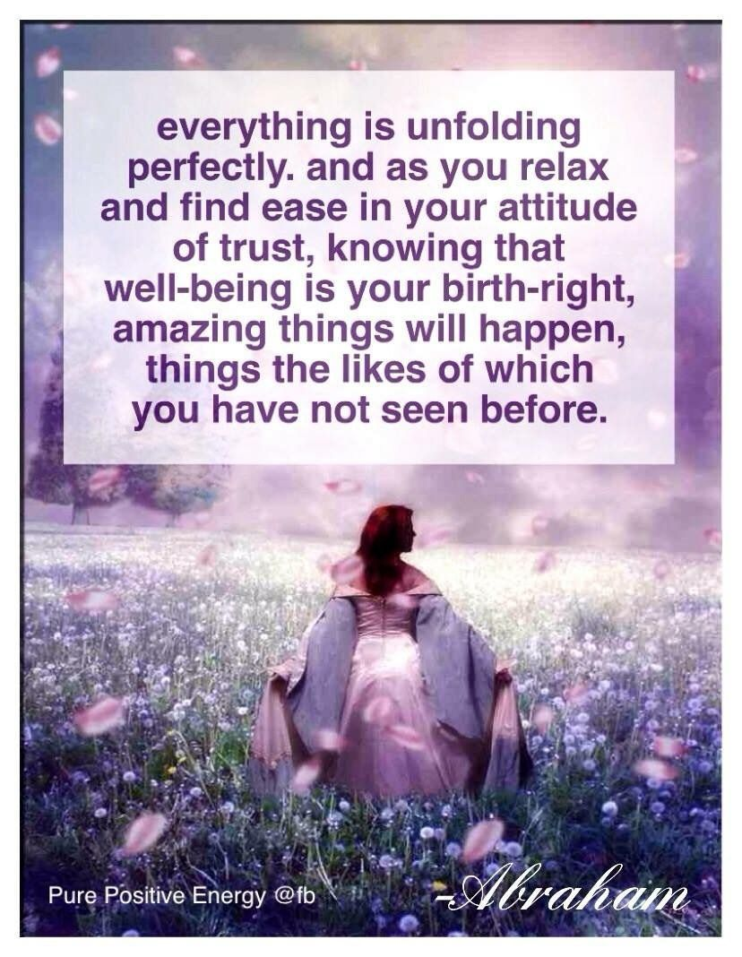 Image result for everything is coming my way abraham hicks gif