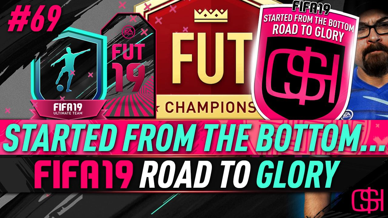 Pin on FIFA 19 ROAD TO GLORY