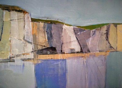 Steven Heffer , Chalk oil on canvas on ArtStack #steven-heffer #art