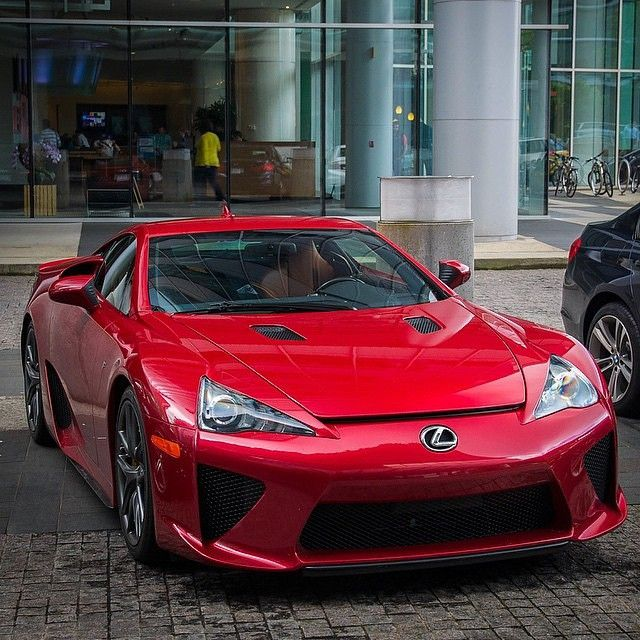 Lexus Lfa, Expensive Sports Cars, Lexus Cars