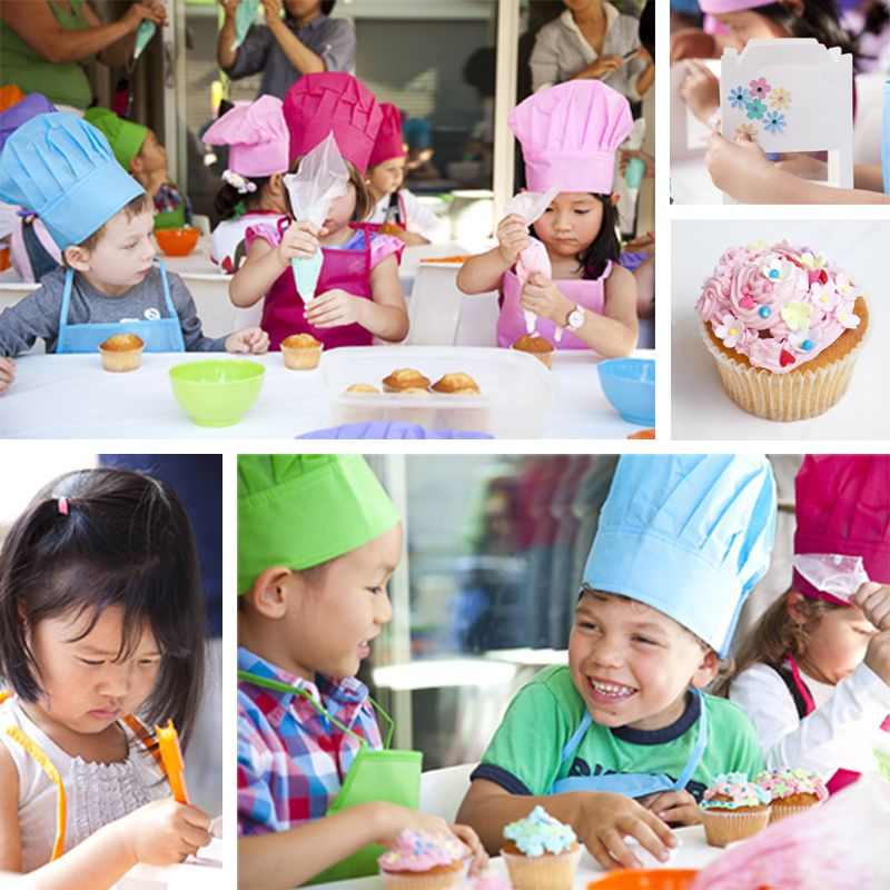 The Party Studio Blog Baking Birthday Parties Sprinkle Party Moose Birthday