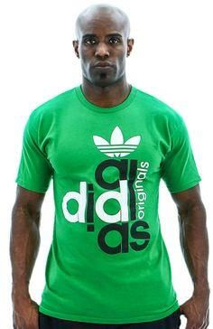 Kelly Green Adidas T #adidas #adidasmen #adidasfitness #adidasman #adidassportwear #adidasformen #adidasforman