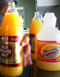 A few cheap and easy drinks for college kids