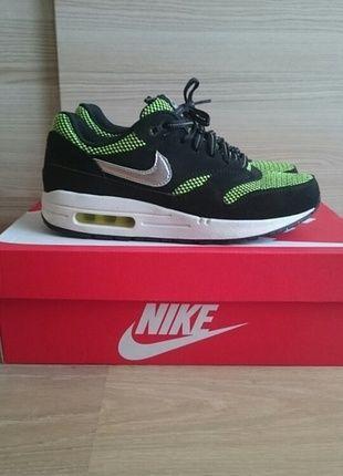 Nike Air Max Schuhe Sneaker Gr.37,5 Neon Gelb