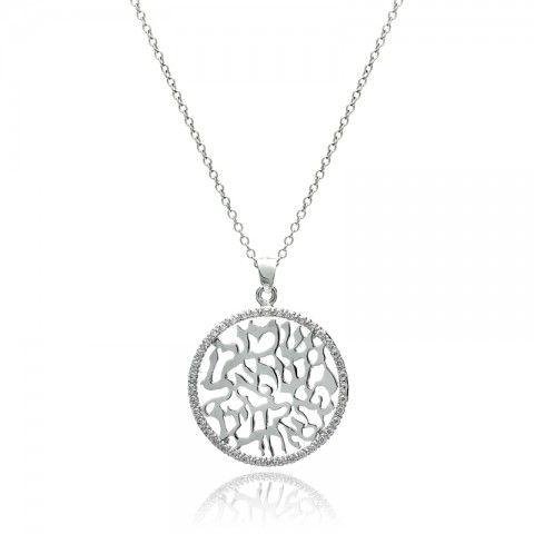 Shema Diamond Pendant // J.M. Edwards Jewelry // Cary, NC
