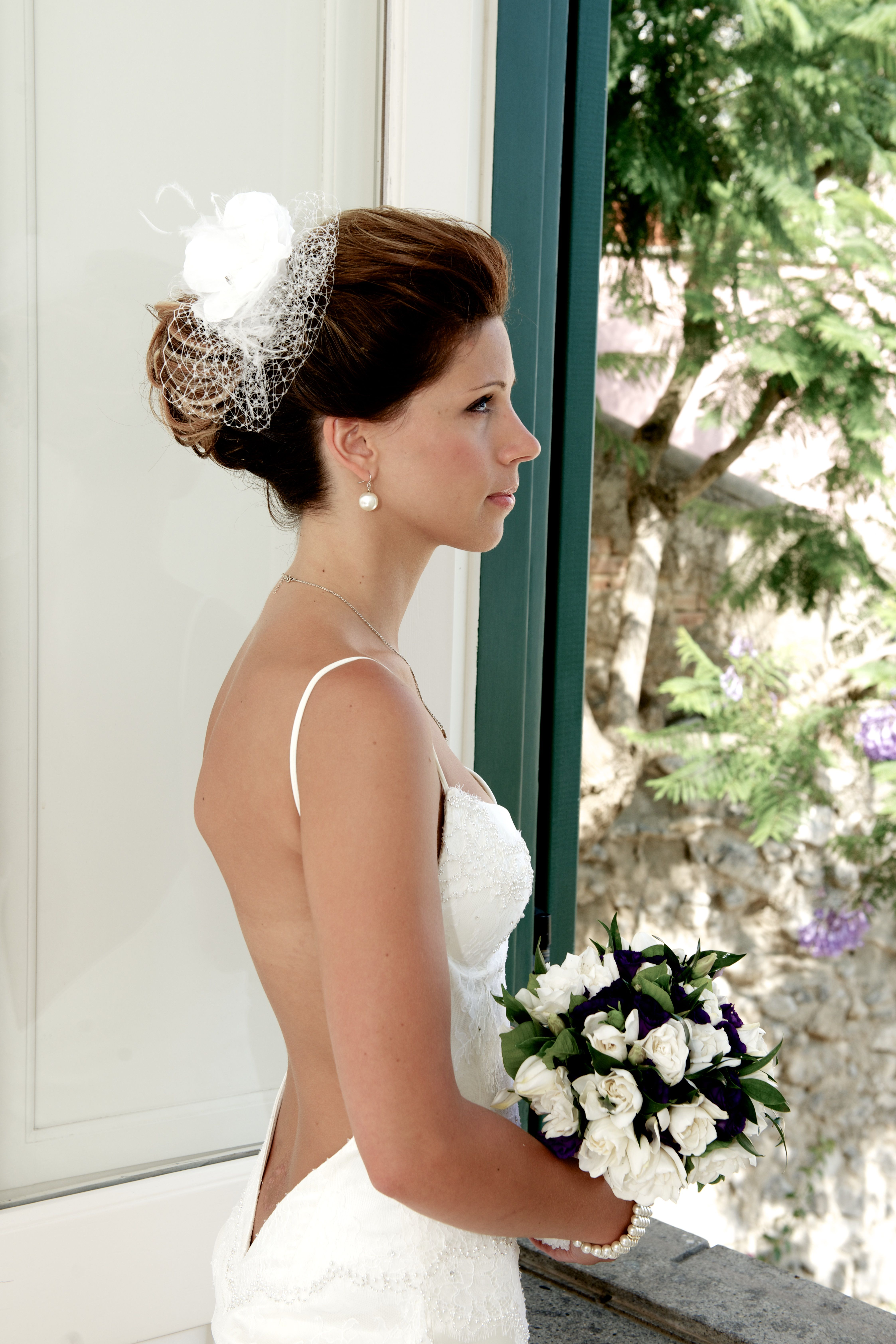 Young girls wedding dresses  Pretty Backless Wedding Dress by Chelsea Young  Wedding  Pinterest