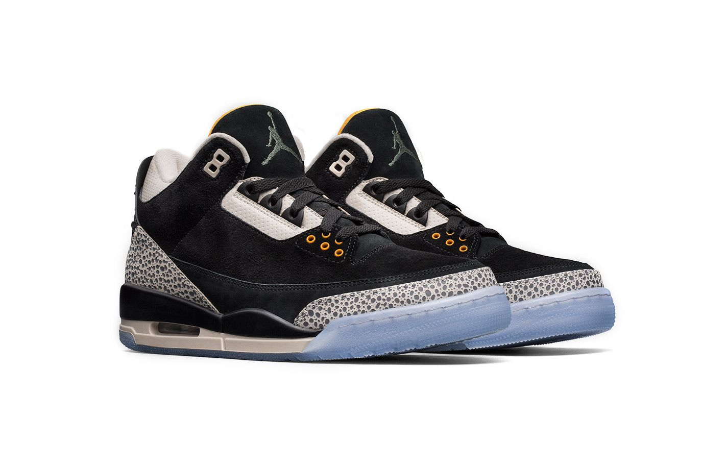 separation shoes 5eddc bbc3d The atmos Air Max 1 x Air Jordan 3 Pack Has Officially Been Revealed