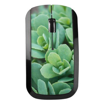 Sedum Wireless Mouse - photography gifts diy custom unique special