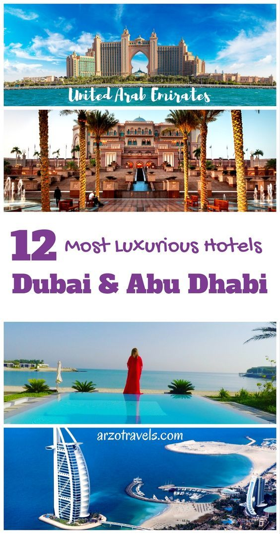 The Top 12 Luxury Hotels In Abu Dhabi And Dubai Chosen Carefully By Me
