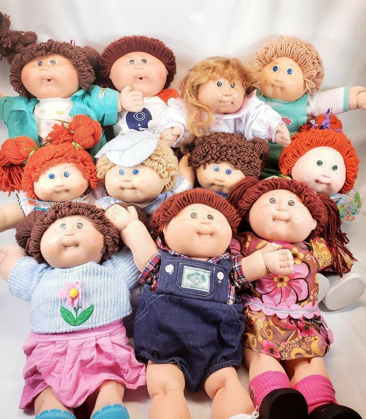 Pin By Rebecca White On Dolls Patch Kids Cabbage Patch Kids Cabbage Patch