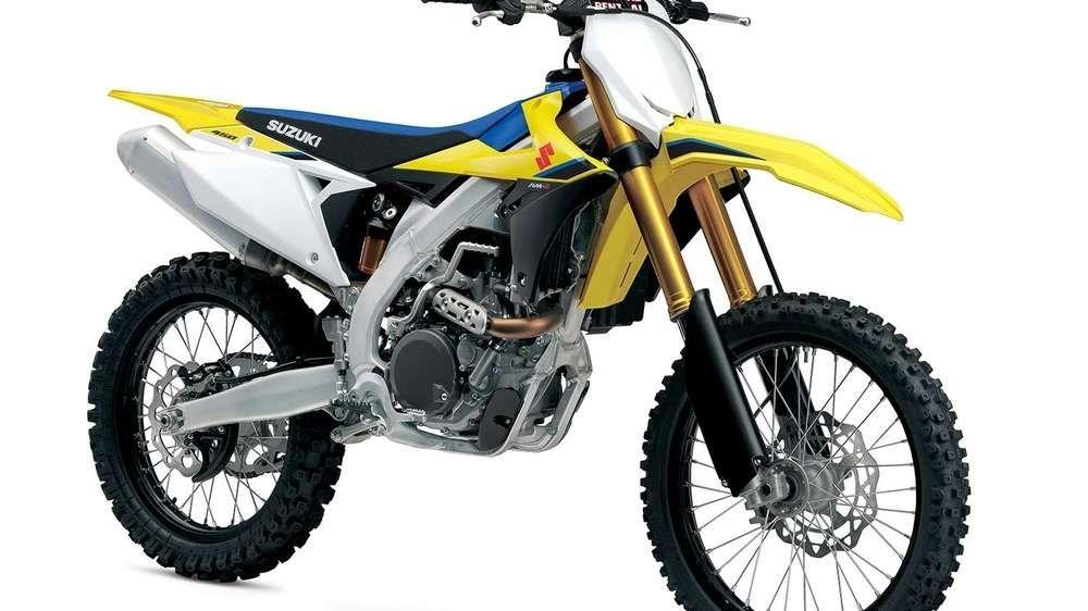 2020 Suzuki Motocross, OffRoad, And DualSport Models