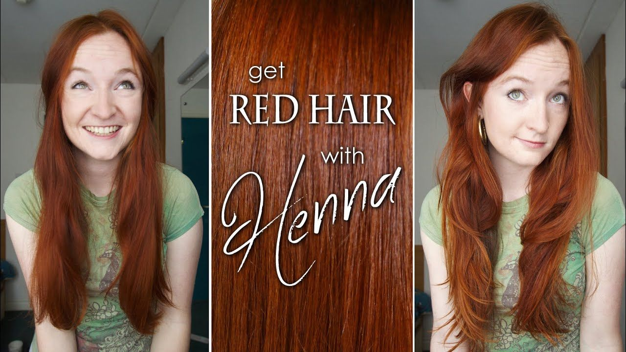 How To Dye Your Hair Red With Henna Youtube Red Henna Hair Henna Hair Color Henna Hair Dyes